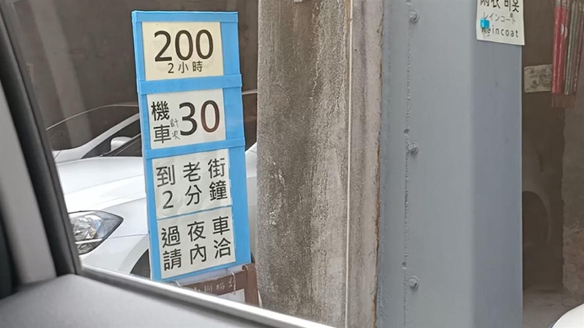 九份私人停車場春節亂喊價 罰2業者1萬5千元