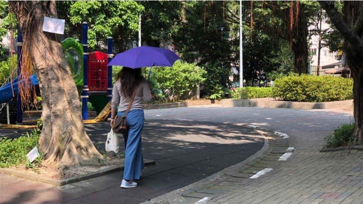 回溫春意濃!下周一高溫狂飆29度 變天降雨時間點曝