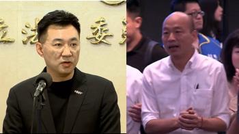 拚連任國民黨主席 江啟臣:當「造王者」不考慮2024