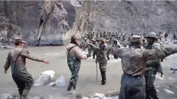 中印衝突:時隔八個月後中國大陸公布四名官兵死亡的背後考量