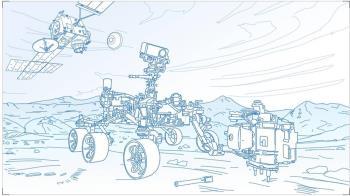 火星探測:八張圖看懂「火星採樣」計劃