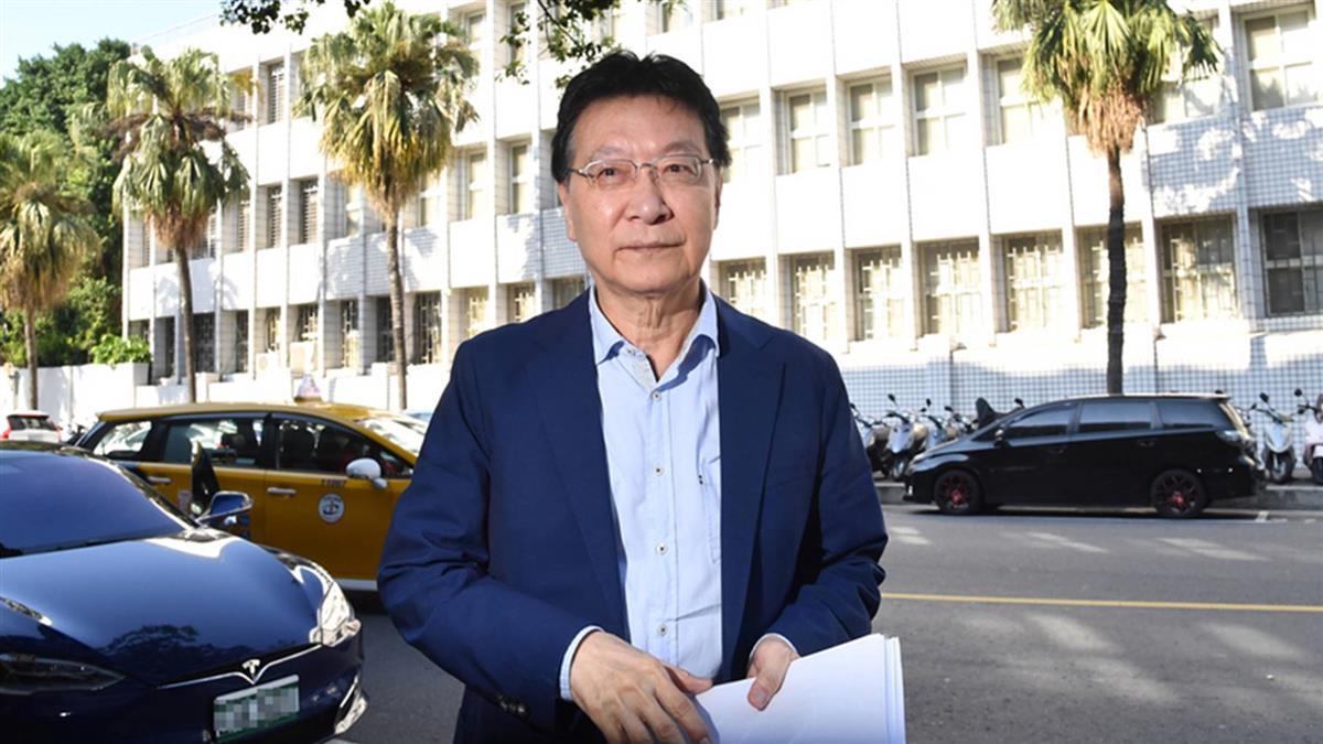 趙少康2024一定選總統 不用黨主席身分參選:怕不公平