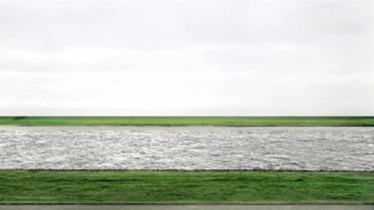 史上第二貴照片!他只拍一條河 1.2億元賣出