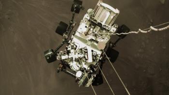 來自火星的風聲 NASA公布毅力號首段音頻