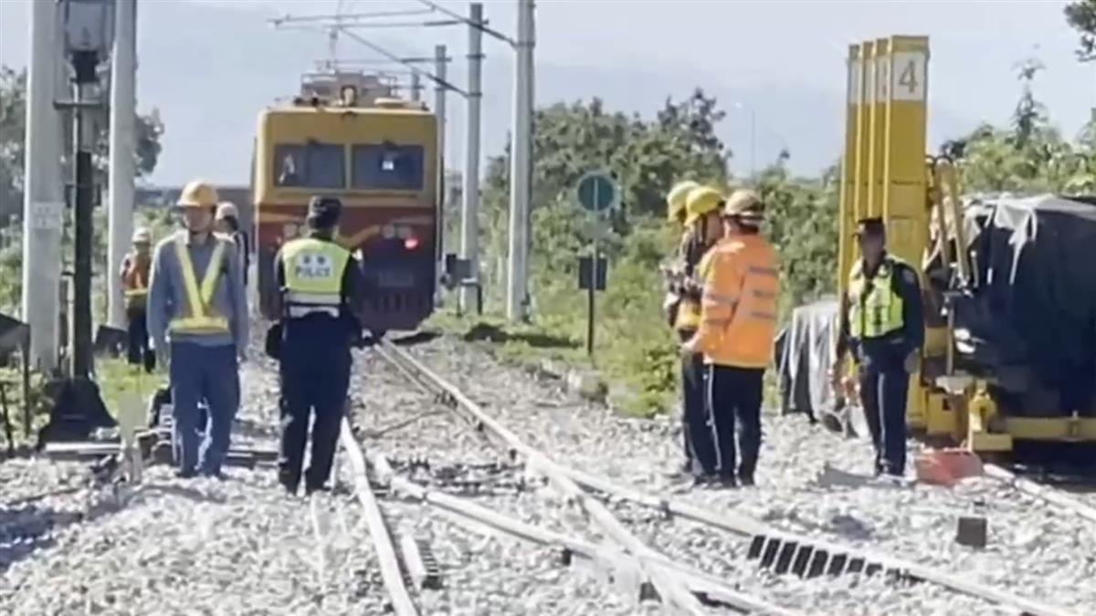台鐵肇事原因曝光 疑聯繫出包害2道班人員無辜枉死