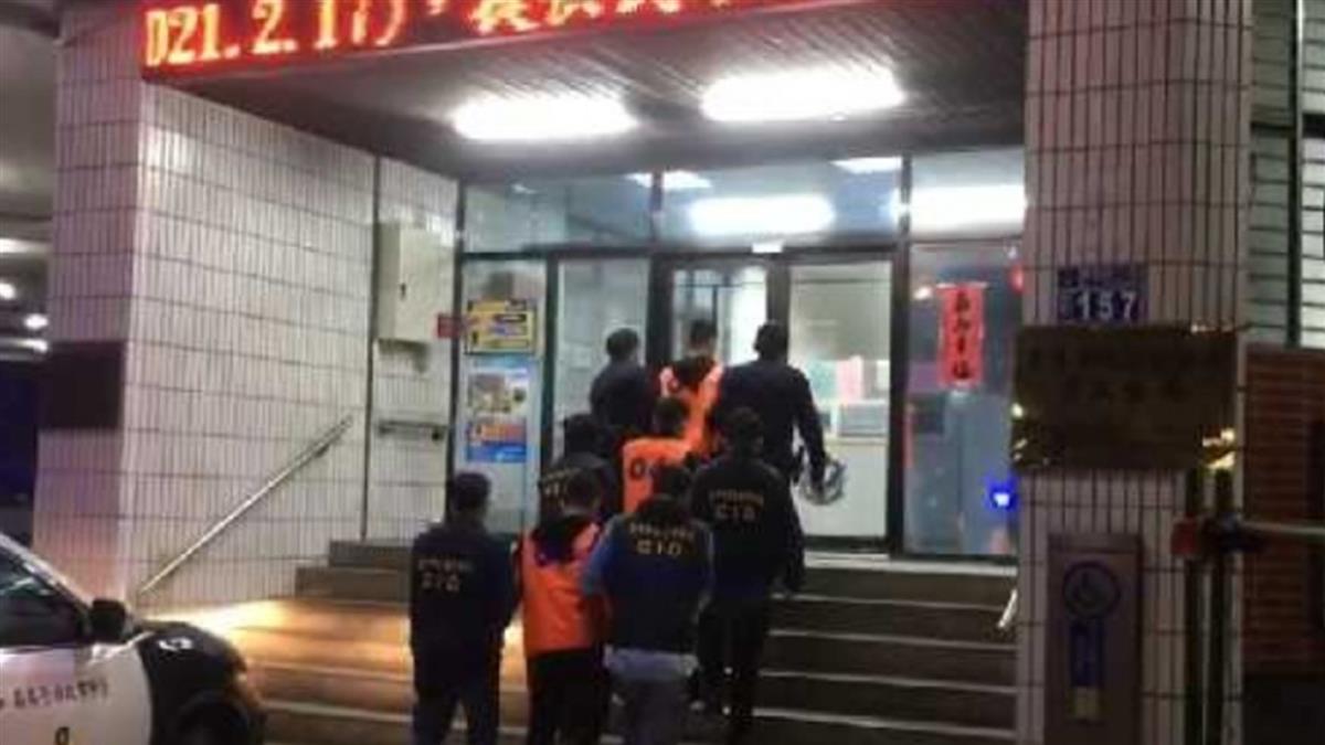 台中街頭20人亂鬥傳槍響 警逮11人曝糾紛原因