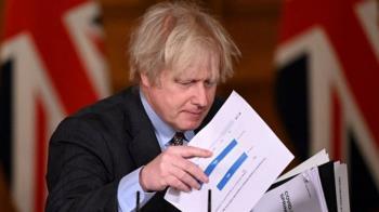 肺炎疫情:英國宣佈「四階段解封」計劃 盼六月全國恢復正常