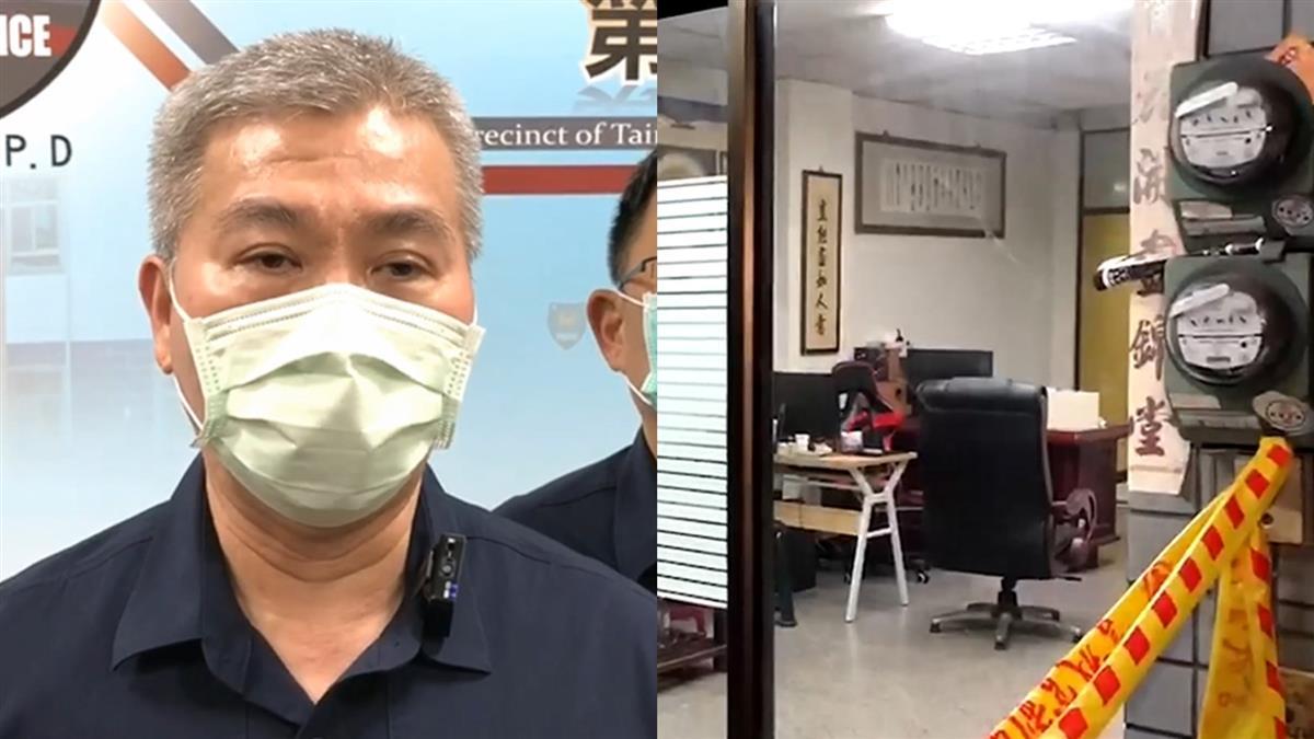 台南8天2死「治安拉警報」 警長方仰寧向黑幫宣戰