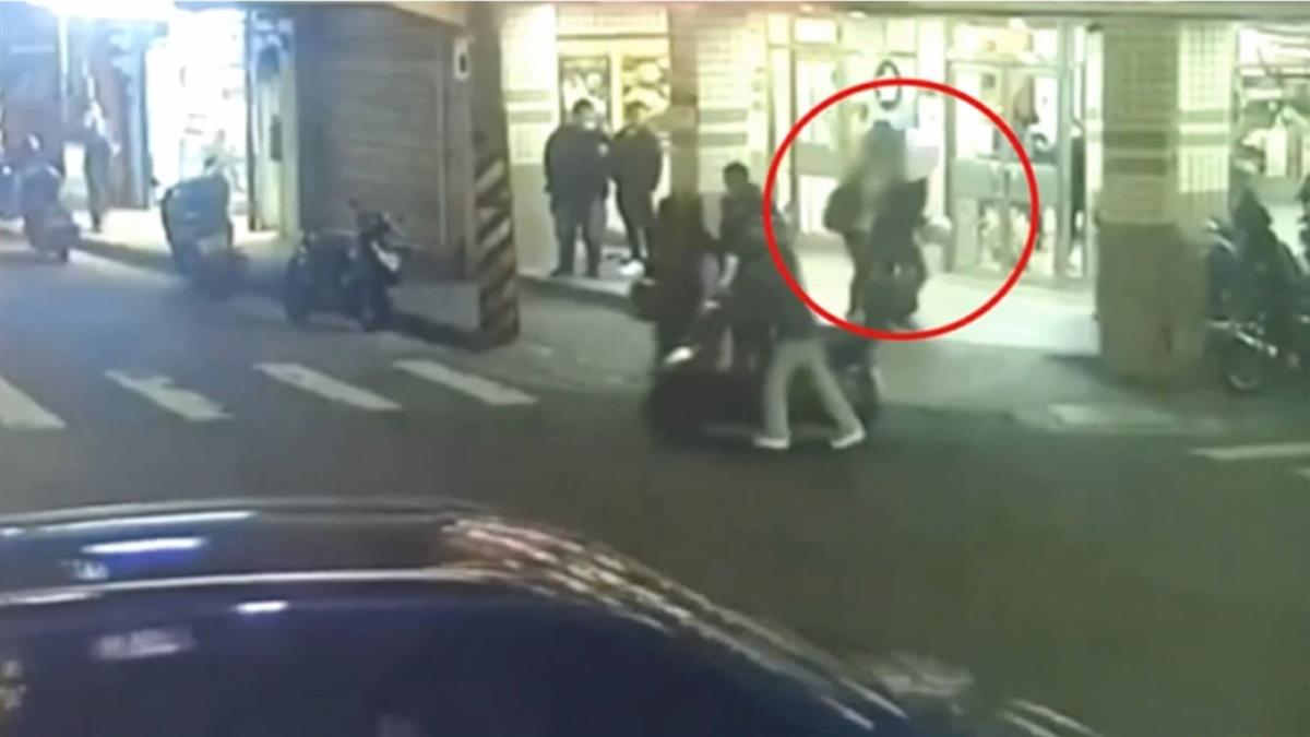 喝醉跟女友吵架竟持安全帽傷陌生人 犯案後還嗆聲
