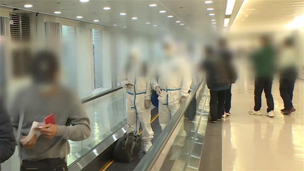 疫情下入境檢疫眾生相  台灣經驗登上紐時