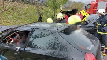 酒駕父對撞賓士!1歲兒坐副駕 慘死19歲媽懷中