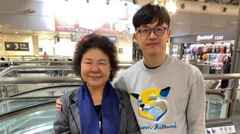 陳菊、焦糖高鐵站沒戴口罩 藍發言人酸:陳時中不敢罰吧?