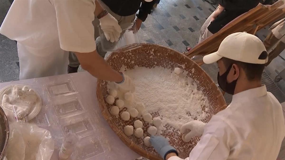 一年一次!浙江料理、麵包店斜槓賣元宵 業績翻倍
