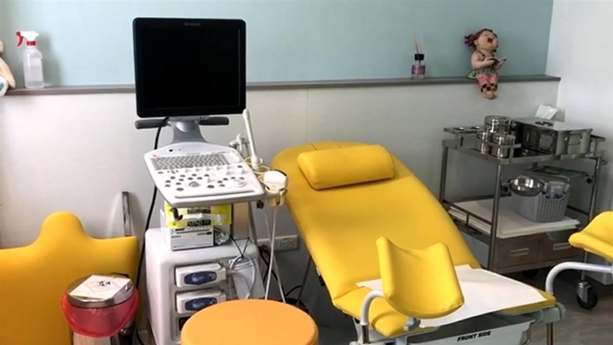 罔腰內診照曝「醫院在台中」 醫:沒幫他們做試管嬰兒