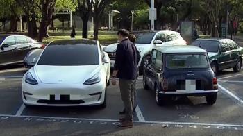 獨/路邊停車優惠取消 電動車主批:高雄空氣很乾淨嗎?