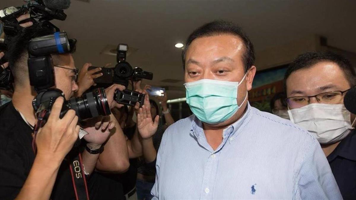 快訊/蘇震清投震撼彈 突宣布「退出民進黨」