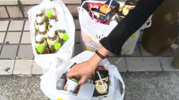 客訂購27公斤重飲料要求爬六樓 外送員:不送了
