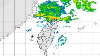 東北季風影響中部以北水氣多 北部東半部易雨