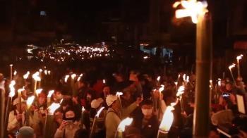 新竹「油笐火」元宵夜開跑 民眾計畫連假嗨到底