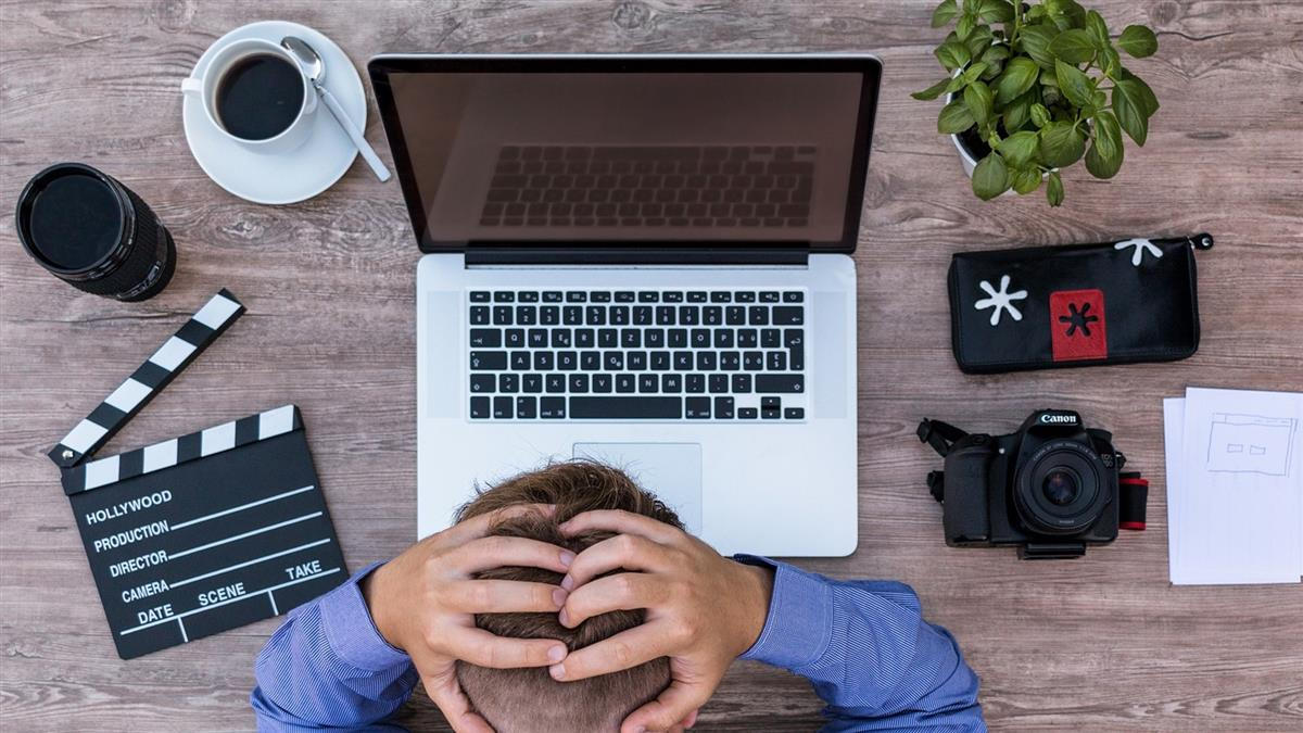 月薪6萬上班沒事做 他嚇壞想離職:浪費人生