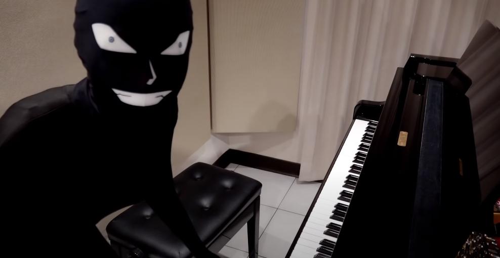 超兇Youtuber鋼琴家終於露臉 粉絲驚呆:鼻子是歪的