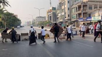 緬甸軍政府血腥鎮壓!示威者至少5死 470人被捕