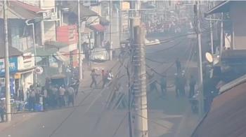 仰光軍警嚴厲鎮壓 示威者:比起死更怕失去自由