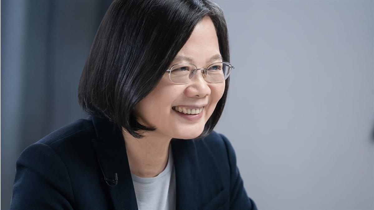 蔡英文獲選全球傑出女性 登上泰媒頭版