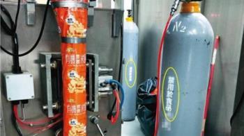 知名寶寶米餅用「工業氮氣填充」老闆蔡文淵:我只在意成本