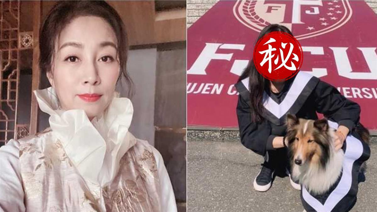 方文琳超漂亮21歲女兒曝 眾人暴動搶認岳母