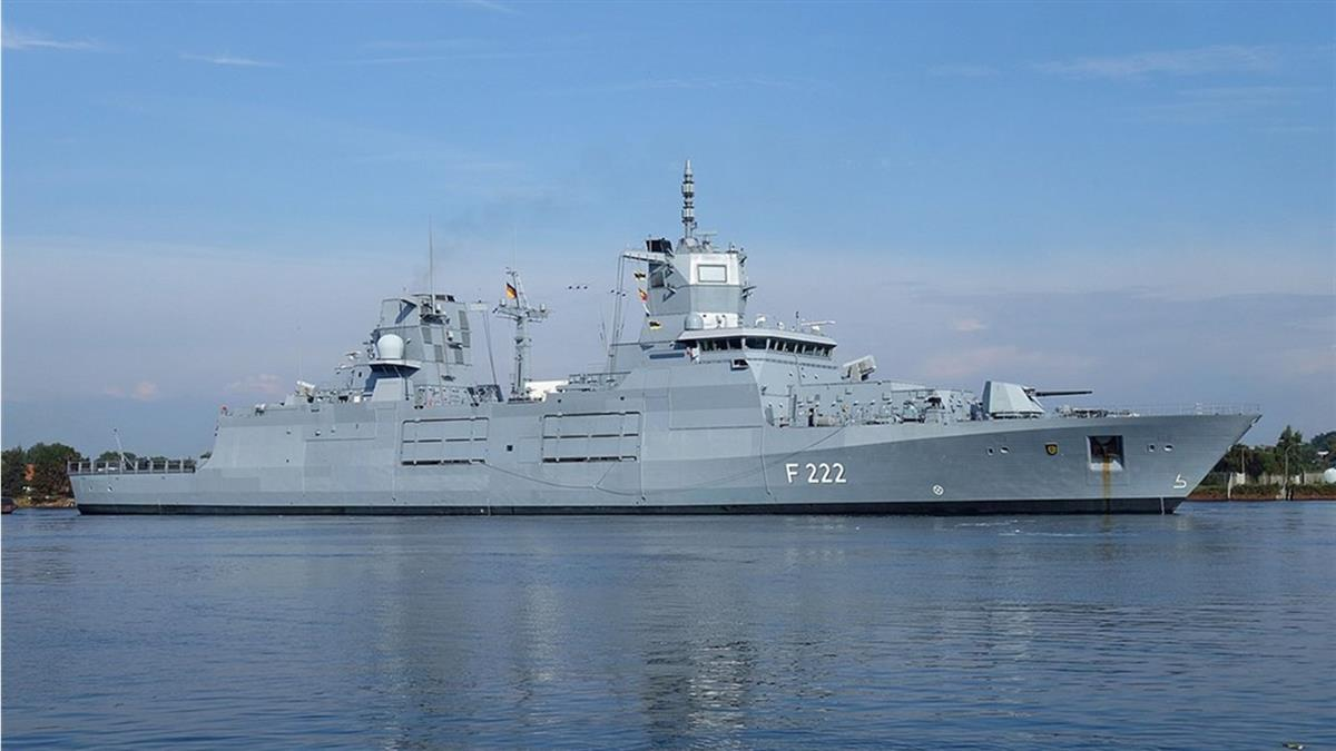 19年來首次!德國將派巡防艦行經南海