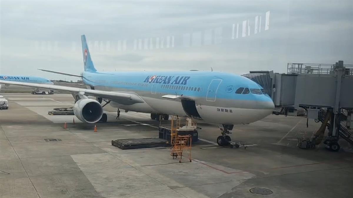 快訊/首批AZ疫苗來了!今10:25搭大韓航空抵台