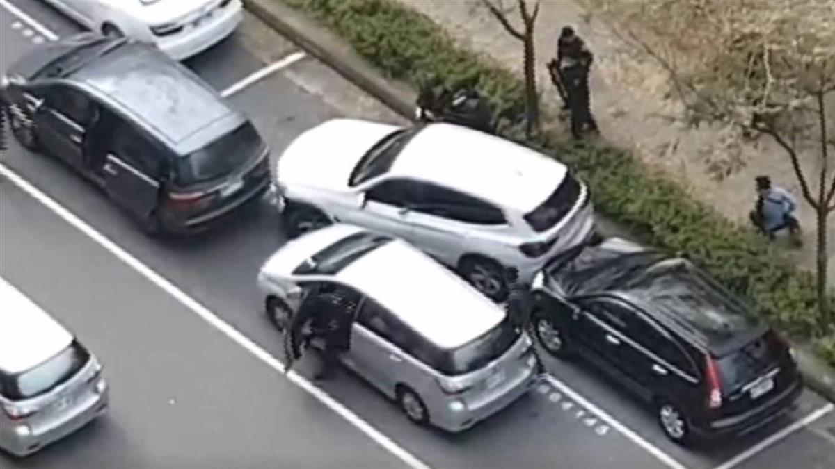 警連開19槍!嘉義綁匪死車上 家屬喊冤:他根本沒開槍