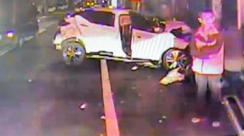 新竹檳榔西施酒駕衝對向 騎士遭撞噴飛慘死