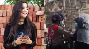 緬甸19歲華裔女英雄遭爆頭 死前留遺言「捐身軀救人」