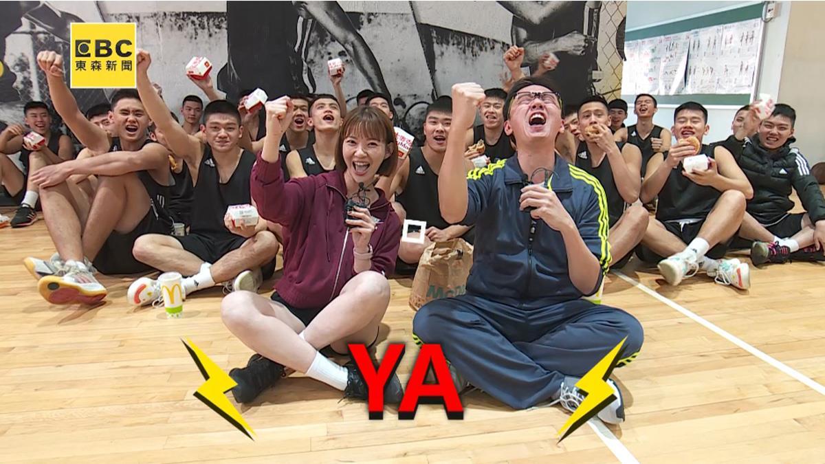 HBL備戰四強賽!熱血直擊泰山高中籃球隊