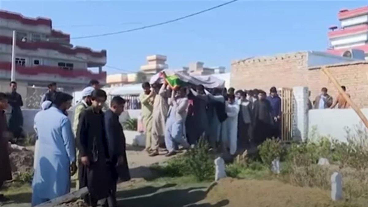 阿富汗3女記者遇害兩天後 又傳女醫慘遭炸死
