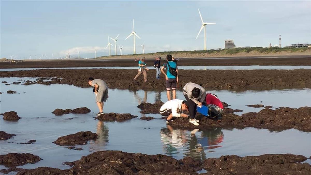 與陳吉仲會面溝通藻礁議題 環團喊卡整理50萬份連署