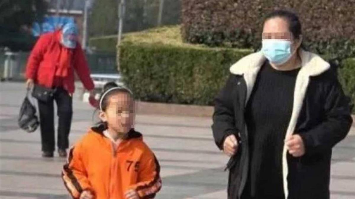 7歲妹日跑10公里 「增重鍛鍊」原因曝:姊姊只有我能救