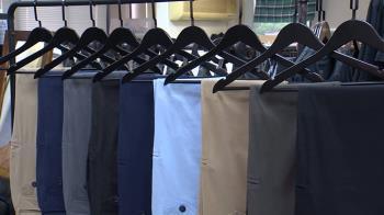 獨/褲子多功能口袋申請專利 二度被仿冒銷售