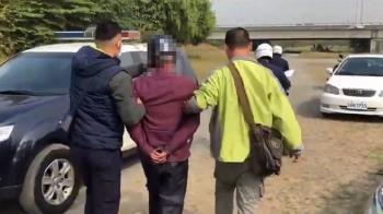 快訊/抓到了!高雄男狂轟10槍釀2死 警15hr火速逮人