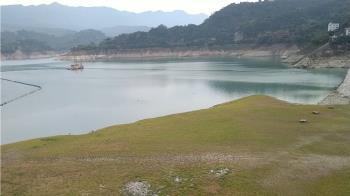 鋒面挹注有限 曾文德基等6水庫存量仍低於2成