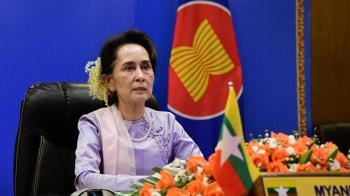 翁山蘇姬太親中 緬甸軍頭託說客向西方示好