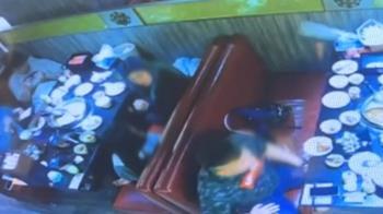 惡作劇丟葡萄、奶酪瓶 西門町麻辣火鍋店爆衝突