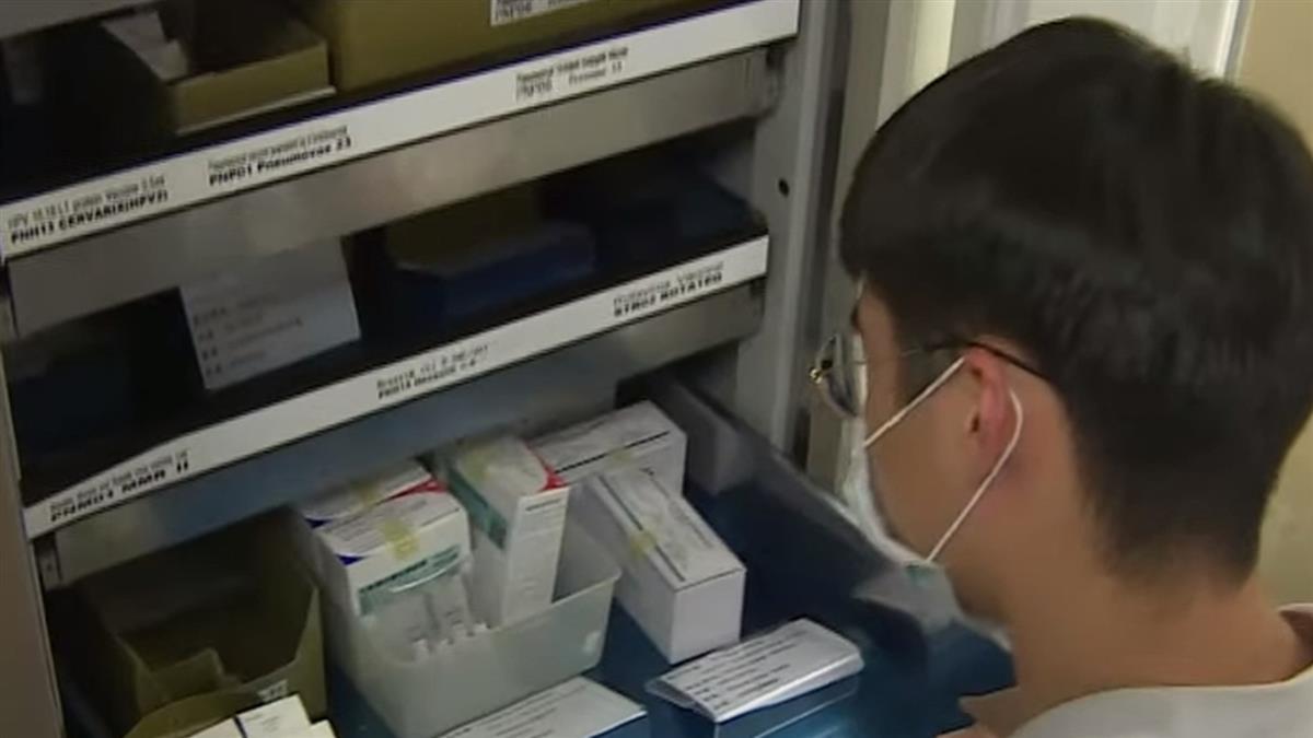 AZ疫苗即將配發 專責醫院騰空冷鏈迎接疫苗
