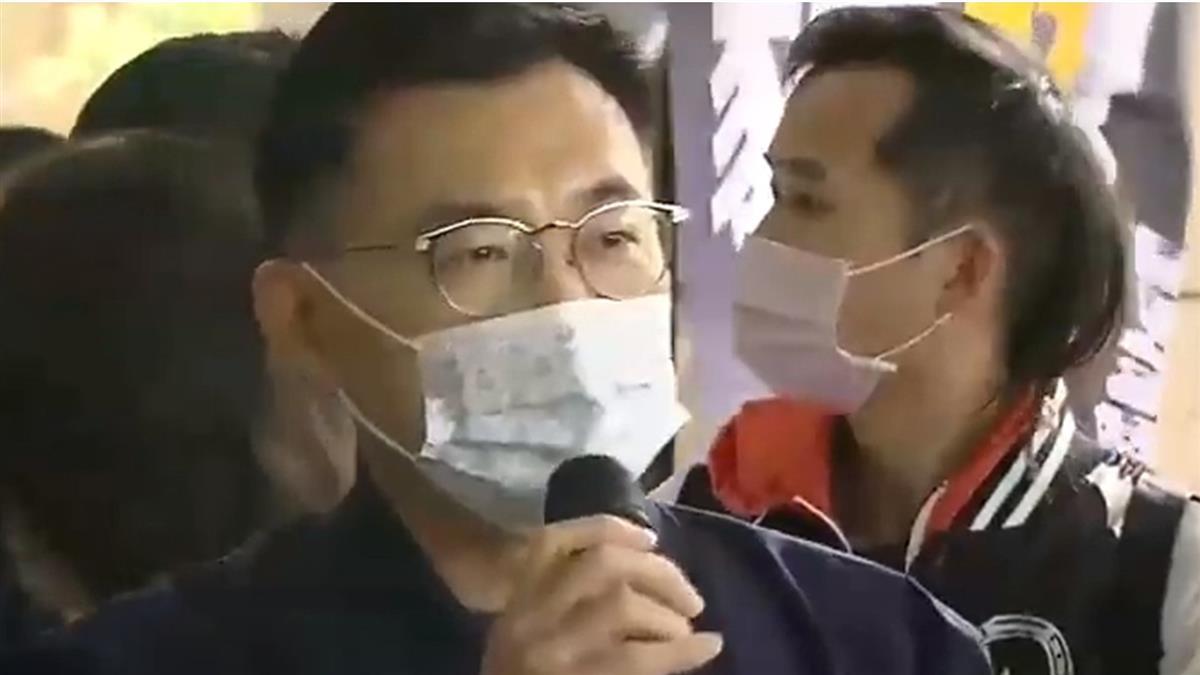 議員嗆黨主席人選「都還好」 江啟臣:尊重大家意見