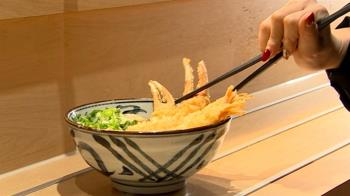 炸松葉蟹、海膽醬入菜!盤點「浮誇系烏龍麵」