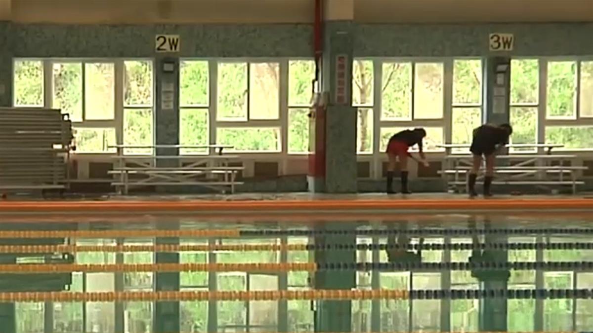 水情緊! 五縣市橙燈 水利署籲泳池、三溫暖停用水