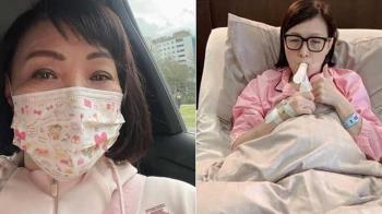 65歲寶媽三度罹癌!深夜突淚崩發聲:第一次這麼無助