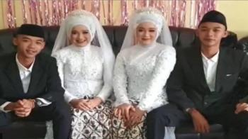 雙胞胎愛上雙胞胎 婚後同住屋簷下「會上錯床」